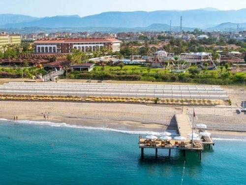 Почивка в Сиде, Турция - хотел Club Hotel Turan Prince World 5 * 5•