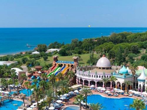 Почивка в Сиде, Турция - Kamelya K Club Hv-1 хотел 1•