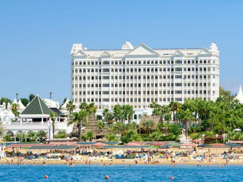 Почивка в Сиде, Турция - хотел Kamelya Fulya Hotel 5 * 5•