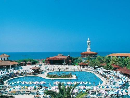 Почивка в Сиде, Турция - Ali Bey Park Hv-1 хотел 1•