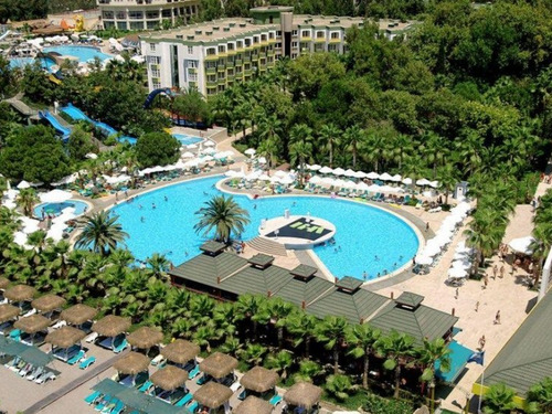Почивка в Алания, Турция - хотел Botanik Hotel&resort 5 * 5•