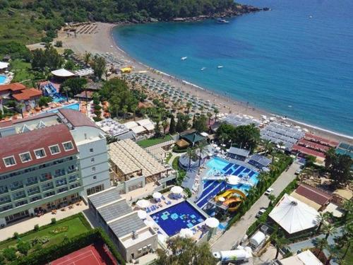 Почивка в Алания, Турция - хотел Sealife Buket Beach Hotel 5 * 5•