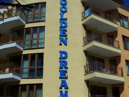 Почивка в Слънчев Бряг, България - хотел Комплекс Голдън Дриймс 3•