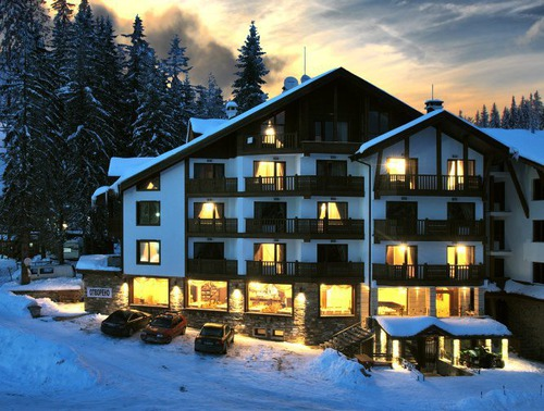 Почивка в Пампорово, България - хотел Хотел Ива и Елена 3•