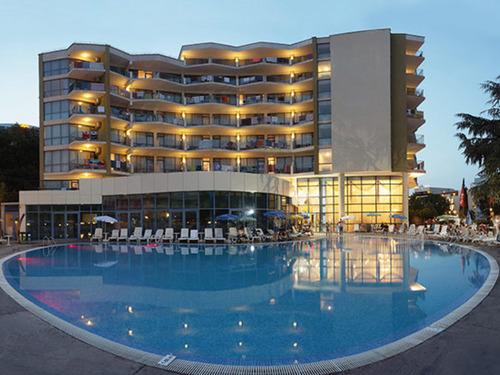 Почивка в Златни пясъци, България - хотел Хотел Елена 4•