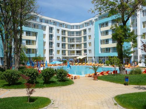 Почивка в Слънчев Бряг, България - хотел Ваканционен комплекс Ясен 3•