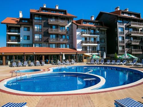 Почивка в Банско, България - Balkan Jewel хотел 4•