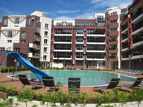 Почивка в Слънчев Бряг, България - Admiral Plaza хотел 3•