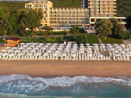Почивка в Златни пясъци, България - Грифид хотел Вистамар 4•