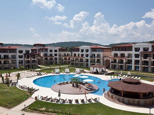 Почивка в Созопол, България - хотел Грийн Лайф Бийч Ризорт 4•