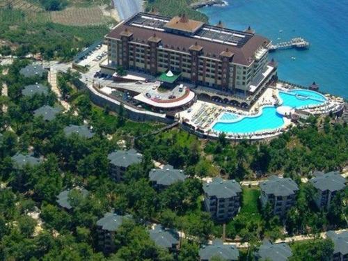 Почивка в Алания, Турция - хотел Utopia World Hotel 5 * 5•