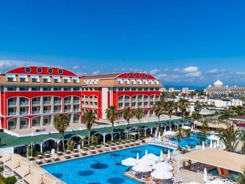 Почивка в Белек, Турция - хотел Vera Club Hotel Mare 5 * 5•