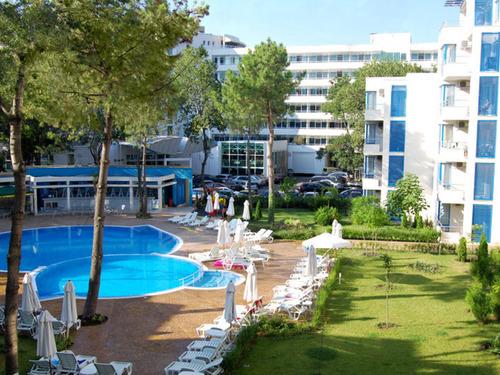 Почивка в Слънчев Бряг, България - хотел Хотел Апартаменти Екселсиор 3•