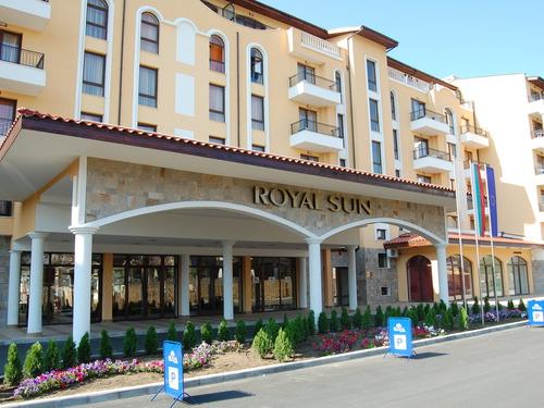Почивка в Слънчев Бряг, България - Роял Сън апарт хотел 3•