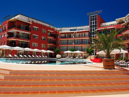 Почивка в Слънчев Бряг, България - хотел Хотел Хевън 4•