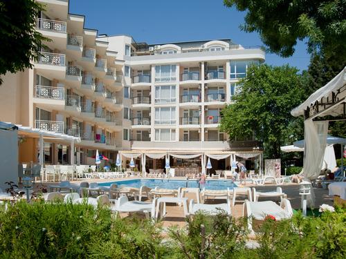 Почивка в Слънчев Бряг, България - хотел Хотел Карлово 4•