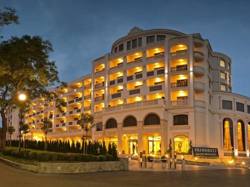 Почивка в Бургас, България - хотел Гранд Хотел Приморец 5•