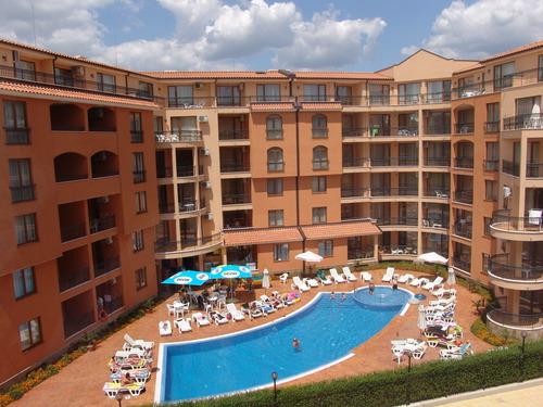 Почивка в Слънчев Бряг, България - хотел Ефир Апарт Хотел 1•