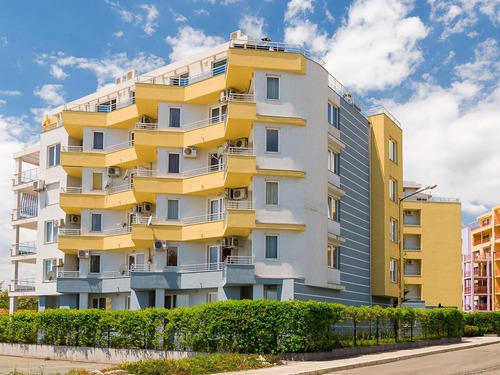 Почивка в Несебър, България - хотел Апартаменти Кристал 1•