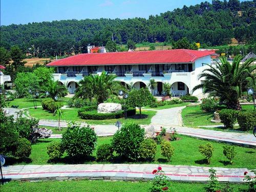 Почивка на Касандра, Гърция - хотел Macedonian Sun hotel 3•