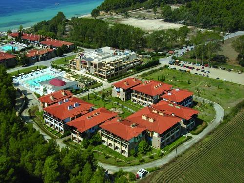 Почивка на Касандра, Гърция - хотел Simantro Beach Hotel 4•