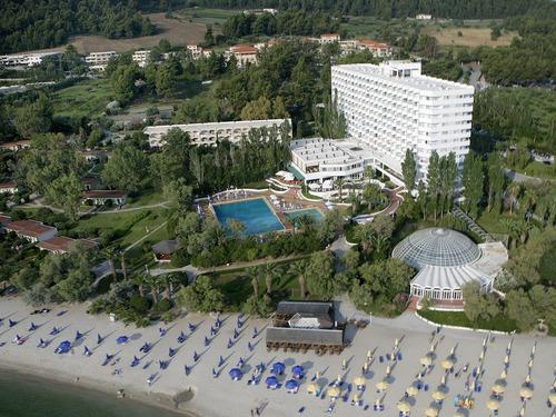 Почивка на Касандра, Гърция - хотел Pallini Beach Hotel 4•