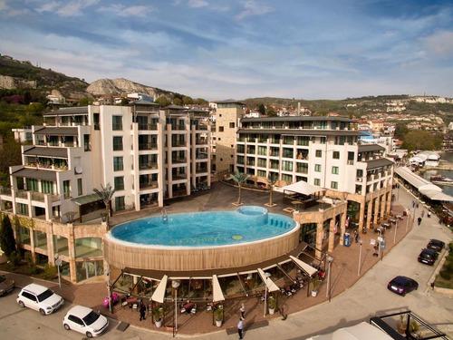 Почивка в Балчик, България - хотел Марина Сити Хотел 3•