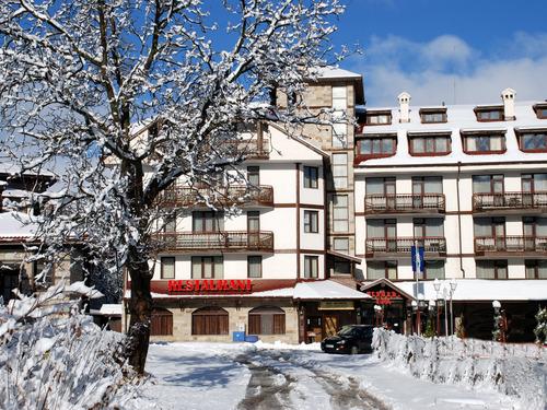 Почивка в Банско, България - хотел Елегант Лодж Хотел (бивш Елегант СПА) 3•