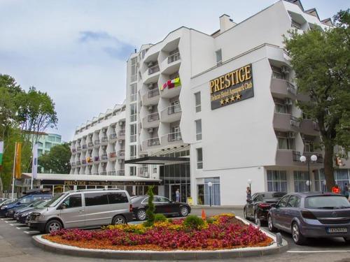 Почивка в Златни пясъци, България - Престиж делукс хотел аквапарк клуб 4•