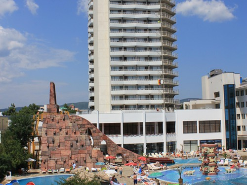 Почивка в Слънчев Бряг, България - хотел Хотел Кубан 4•