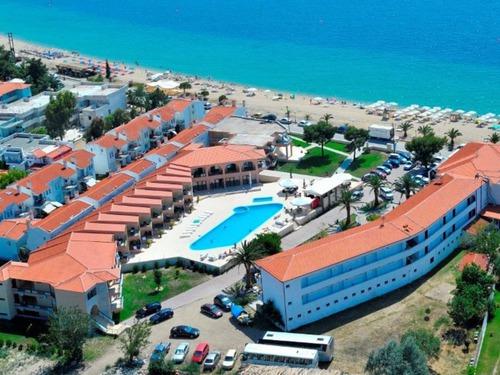 Почивка на Ситония, Гърция - хотел Toroni Blue Sea 4•