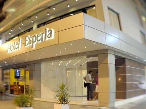 Почивка в Кавала, Гърция - хотел Esperia Hotel 3•