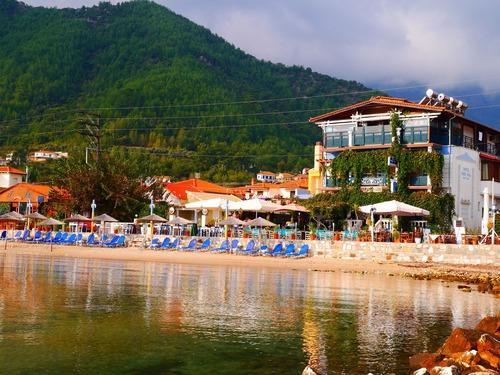 Почивка на остров Тасос, Гърция - хотел Blue Sea Beach Hotel 2•