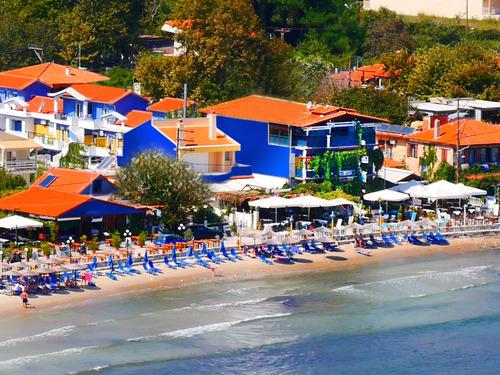 Почивка на остров Тасос, Гърция - хотел Blue Sea Beach Resort 2•