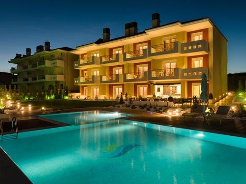 Почивка на Касандра, Гърция - хотел Lagaria Palace 3•