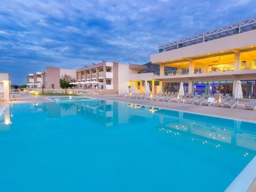 Почивка на остров Тасос, Гърция - хотел Alea Hotel & Suites 4•