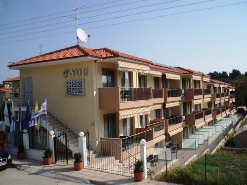 Почивка на Ситония, Гърция - хотел 4-You Hotel Apartments 3•