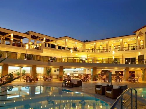 Почивка на Атон, Гърция - хотел Alexandros Palace 5•
