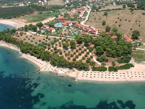 Почивка на Ситония, Гърция - хотел Blue Dolphin 4•