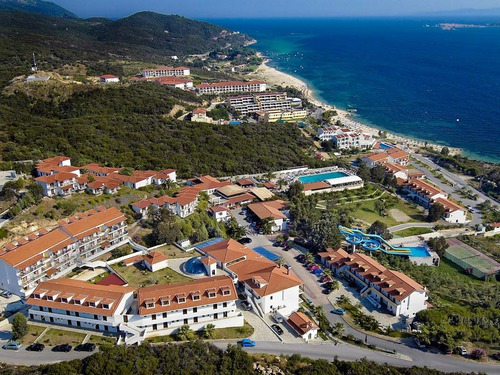 Почивка на Атон, Гърция - хотел Aristoteles Holiday Resort & SPA 4•