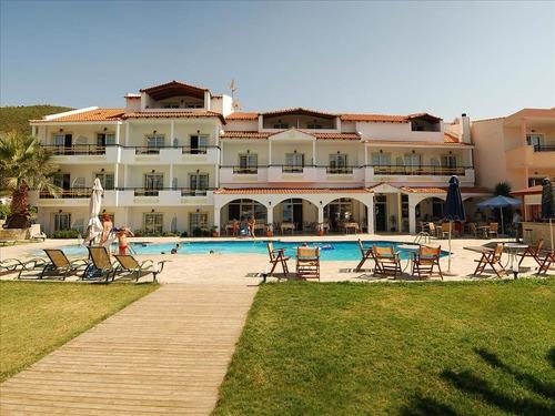 Почивка на остров Тасос, Гърция - хотел Rachoni Bay 3•