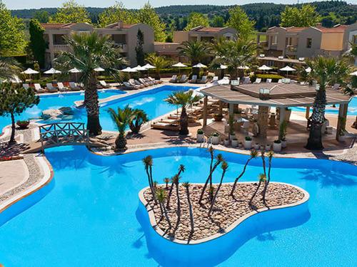 Почивка на Касандра, Гърция - хотел Porto Sani Village 5•