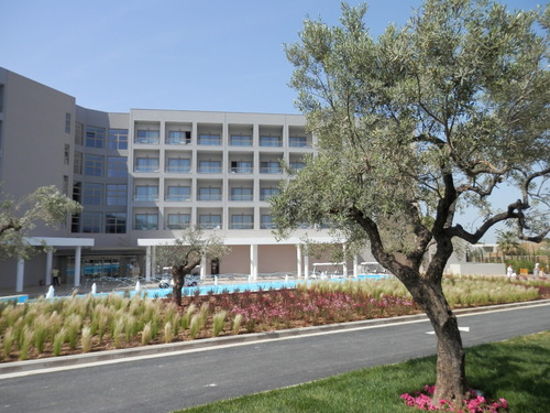 Почивка на Ситония, Гърция - хотел Ikos Olivia 5•