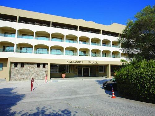 Почивка на Касандра, Гърция - хотел Kassandra Palace 5•