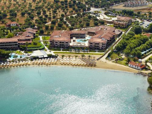 Почивка на Ситония, Гърция - хотел Anthemus Sea Beach Hotel & Spa 5•