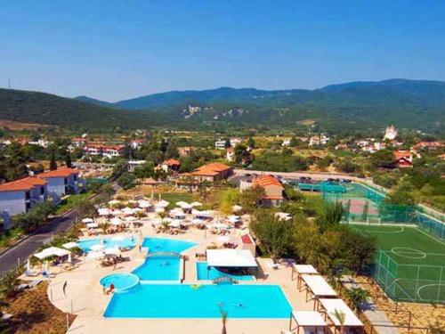 Почивка на Олимпийска ривиера (Пиерия), Гърция - хотел Cronwell Platamon Resort 5•