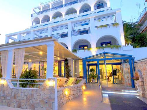 Почивка на Касандра, Гърция - хотел Secret Paradise Hotel & Spa 3•