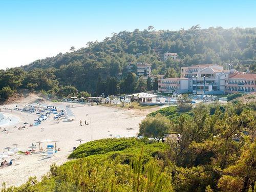 Почивка на остров Тасос, Гърция - хотел Blue Dream Palace 4•