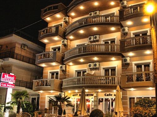 Почивка в Паралия Катерини, Гърция - хотел Bizantio Hotel 1•