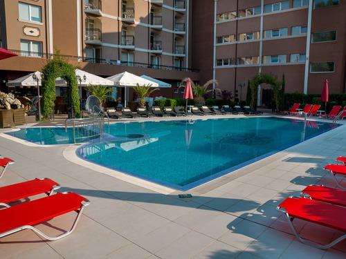 Почивка в Слънчев Бряг, България - хотел Бахами Резиденс Хотел 3•